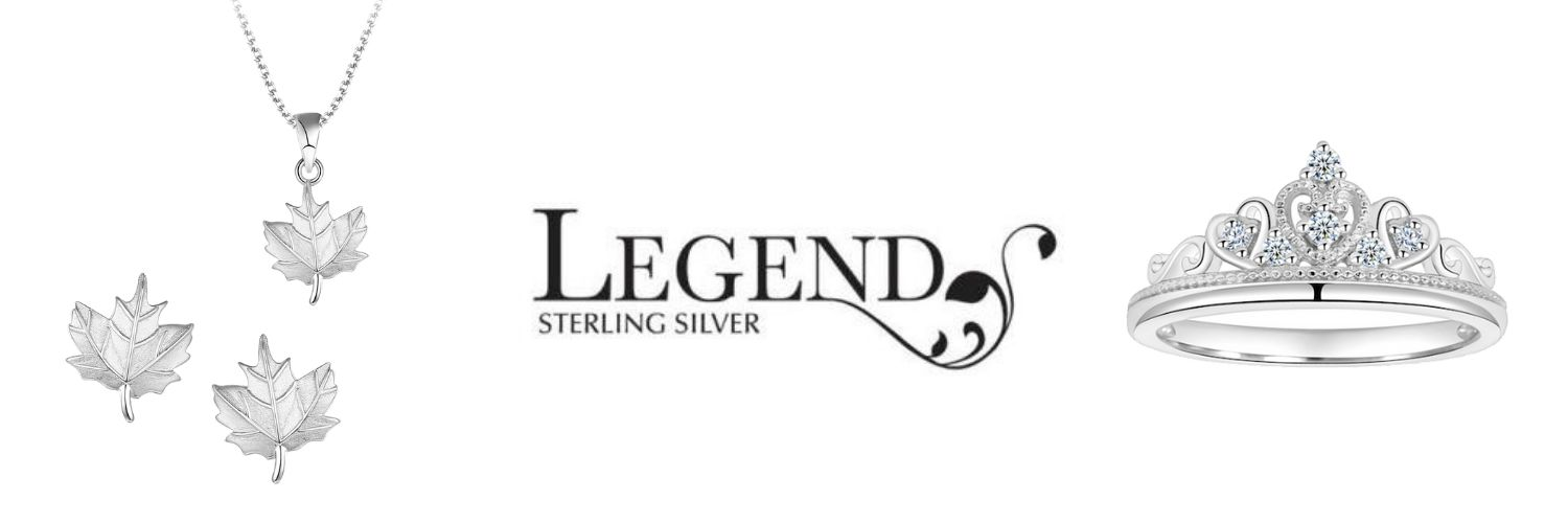W. Smith & Co. Fine Jewellers Legend Sterling Silver